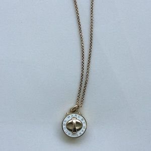 Marc by marc jacobs jewelry marc jacobs turnlock watch pendant marc by marc jacobs jewelry marc jacobs turnlock watch pendant necklace gold aloadofball Choice Image
